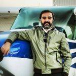 Profesor escuela de aviación Madrid