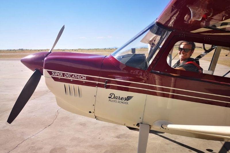 curso acrobacia aerea madrid